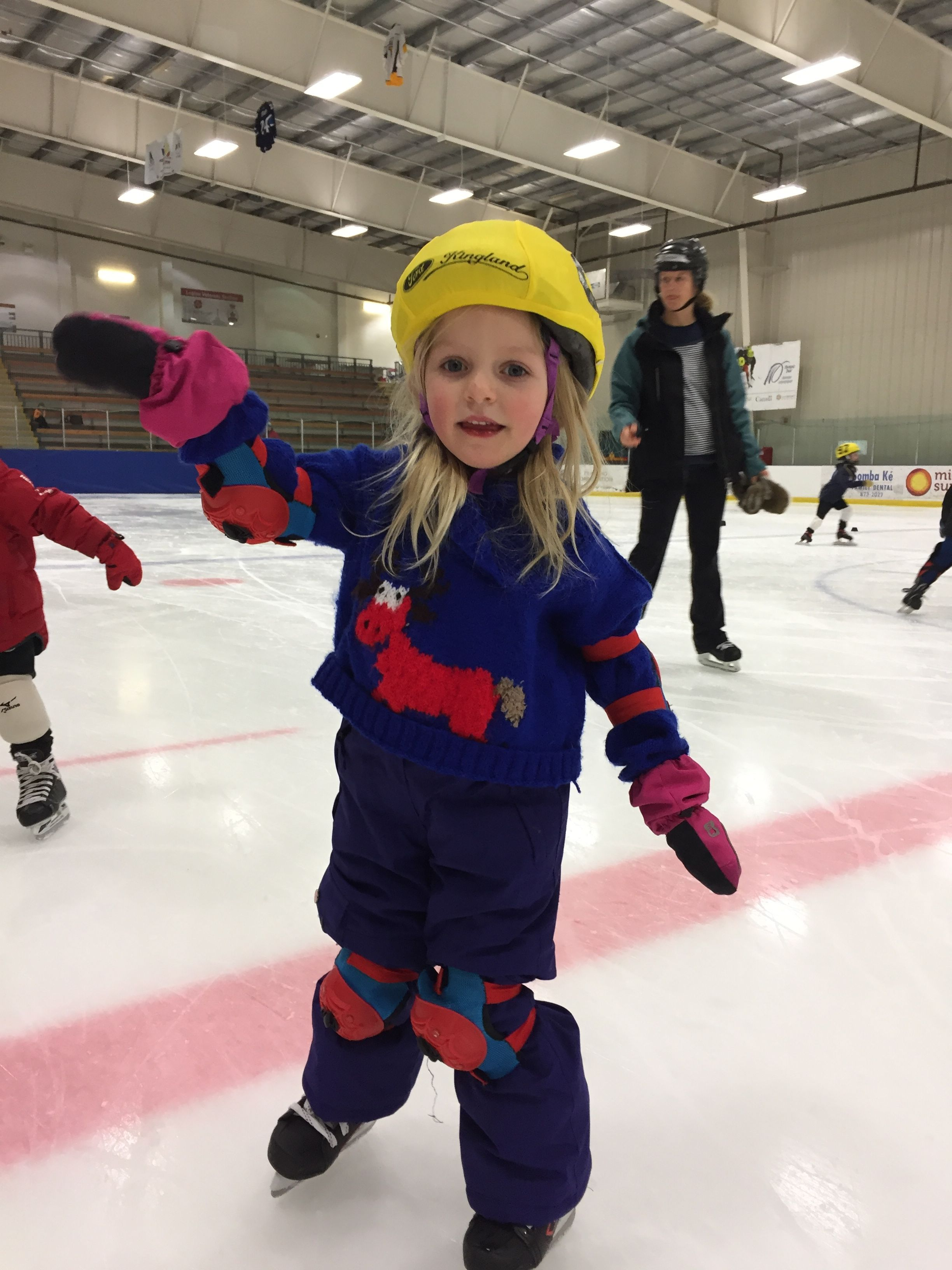 A program for beginning skaters ages 3-5 years   where skaters learn  balance a8be9f2e43d